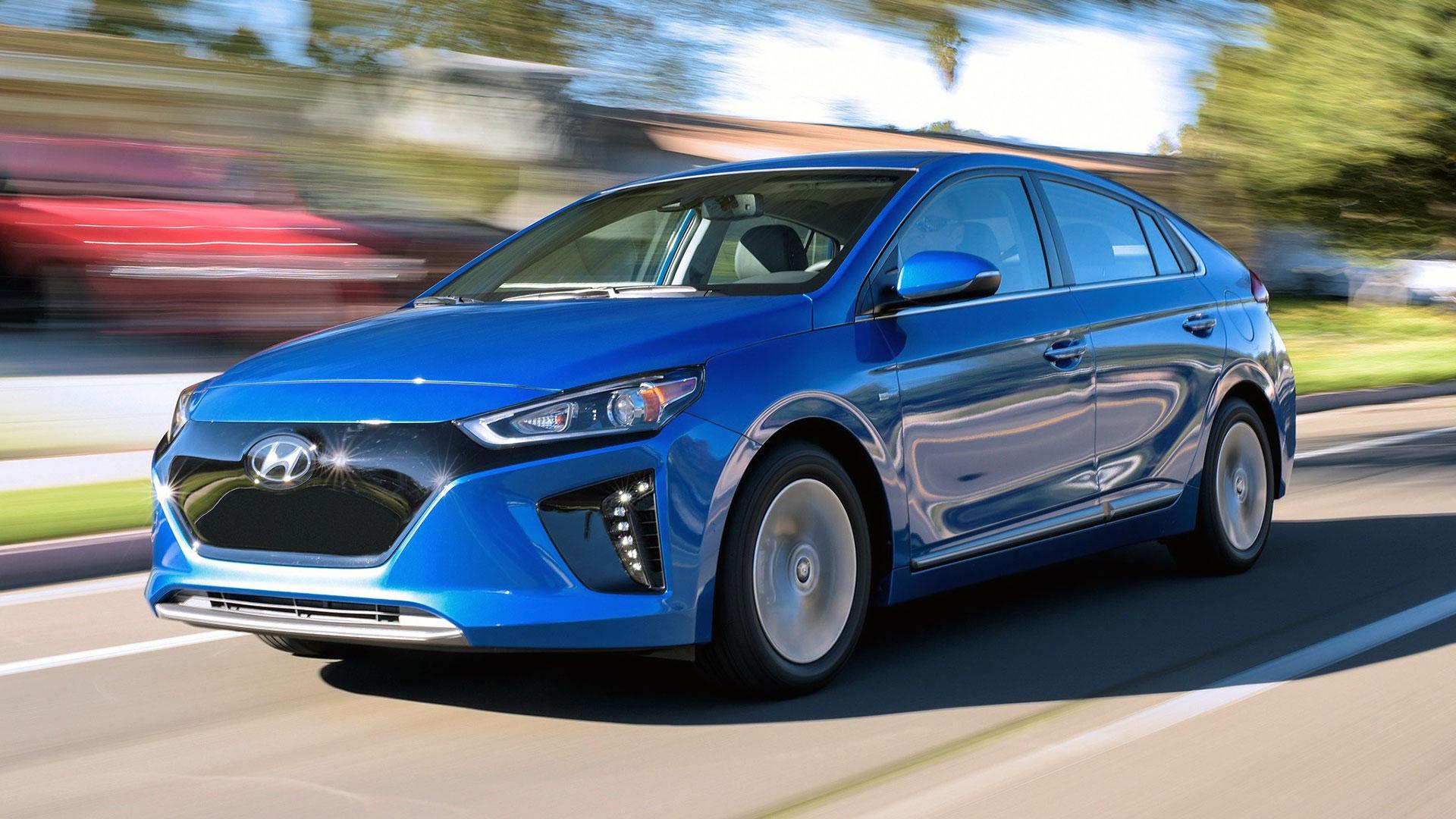 """Ôtô thân thiện môi trường của Hyundai và Kia """"đắt hàng""""-1"""
