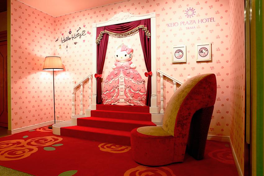 có sự góp mặt của mèo Hello Kitty và các nhân vật Sanrio - 11