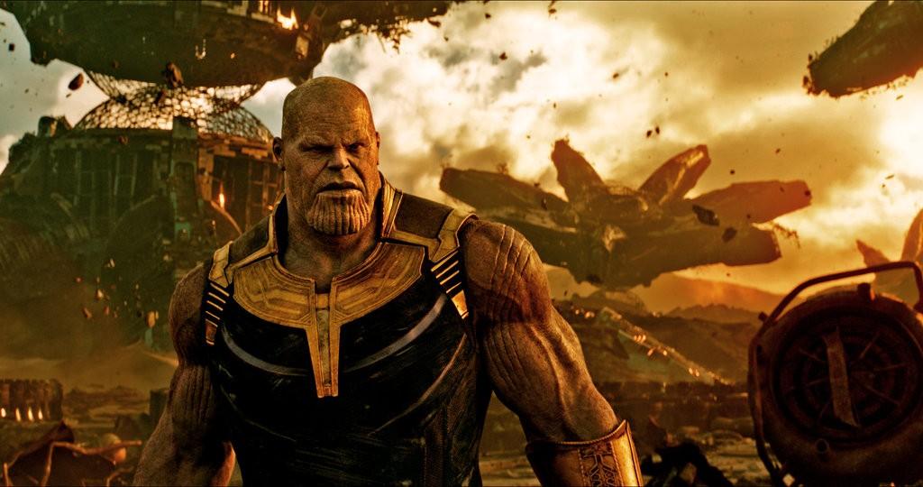 Thanos, là nhân vật phản diện mạnh nhất trong series Avengers. Ảnh: Marvel Studios