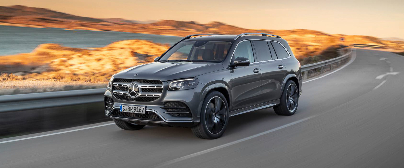 Mercedes-Benz GLS 2020 0