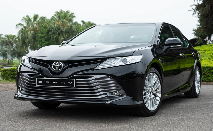 Toyota Việt Nam ra mắt Camry 2019 - 36