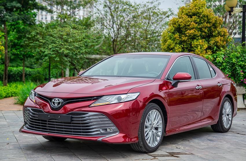 Toyota Việt Nam ra mắt Camry 2019 - 04
