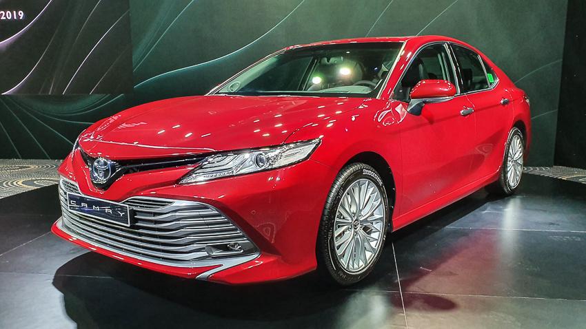Toyota Việt Nam ra mắt Camry 2019 - 80