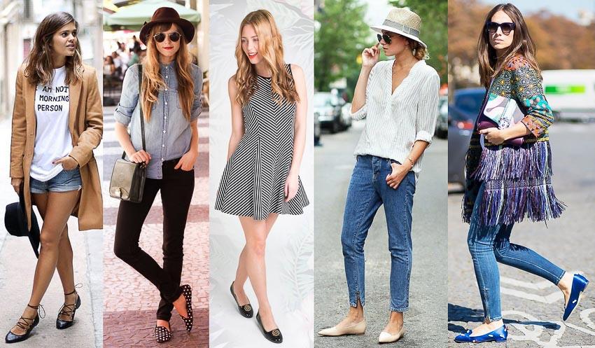 4 loại giày đế bệt đồng hành cùng quý cô trong mùa hè 9
