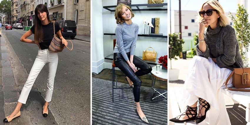 4 loại giày đế bệt đồng hành cùng quý cô trong mùa hè 10