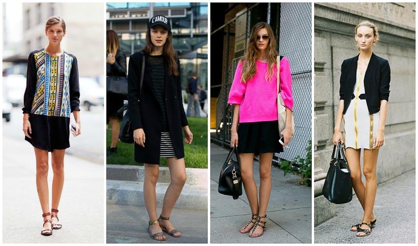 4 loại giày đế bệt đồng hành cùng quý cô trong mùa hè 2