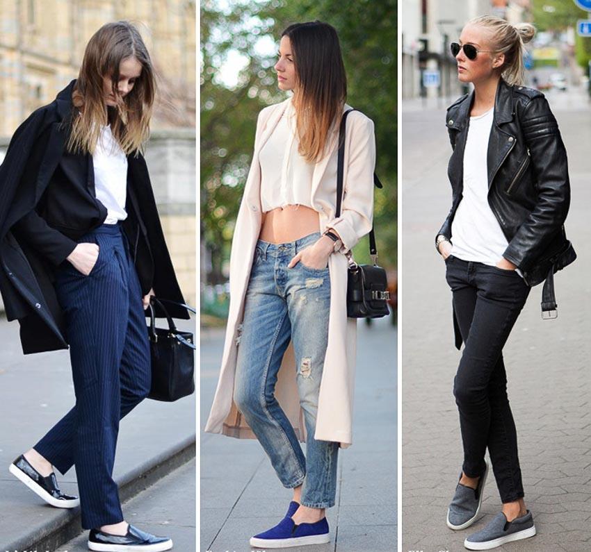 4 loại giày đế bệt đồng hành cùng quý cô trong mùa hè 4