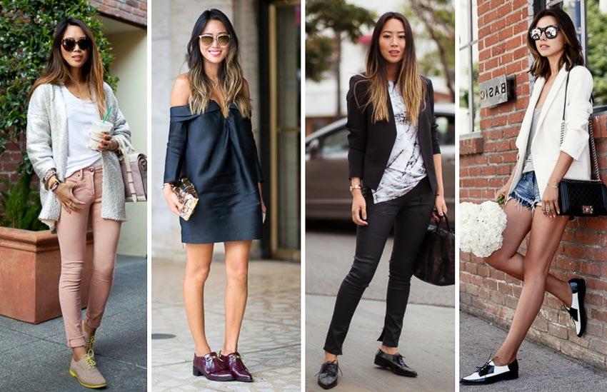4 loại giày đế bệt đồng hành cùng quý cô trong mùa hè 7