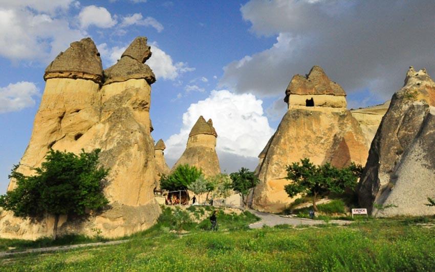 7 kỳ quan thiên nhiên tuyệt đẹp vùng Trung Đông 2