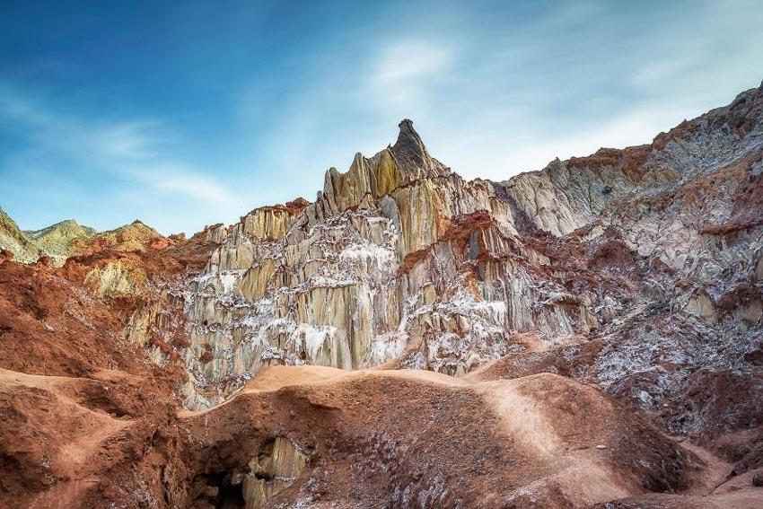 7 kỳ quan thiên nhiên tuyệt đẹp vùng Trung Đông 3