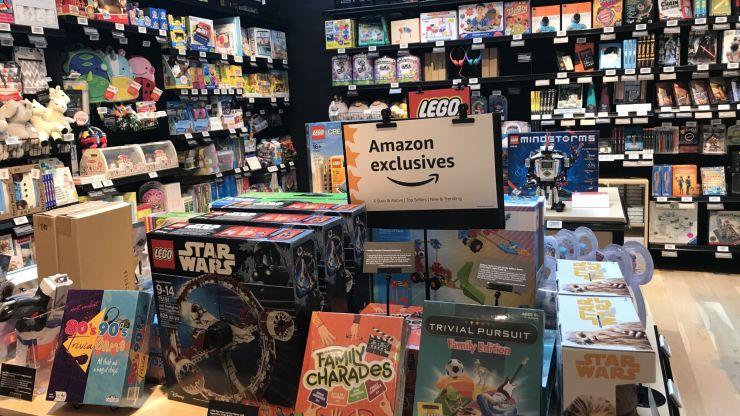 Cửa hàng 4 sao của Amazon - 02