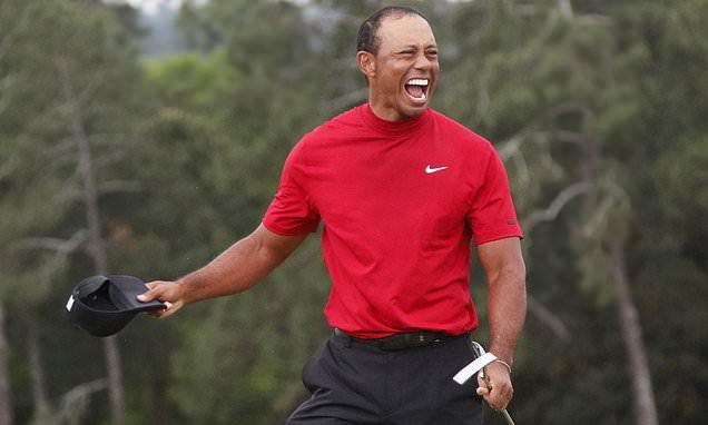 """""""Siêu hổ"""" Tiger Woods vô địch Masters 2019 với danh hiệu Major thứ 15-2"""