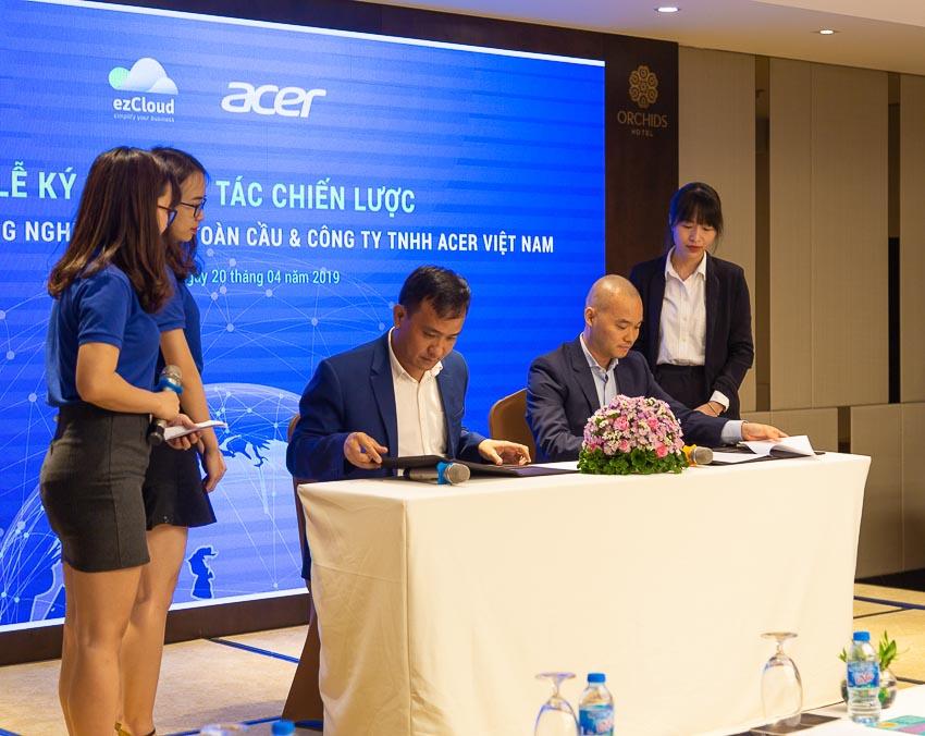 Acer hợp tác với ezCloud trong lĩnh vực khách sạn – du lịch 4