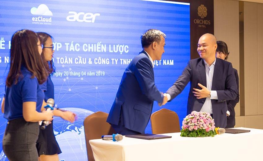 Acer hợp tác với ezCloud trong lĩnh vực khách sạn – du lịch 5