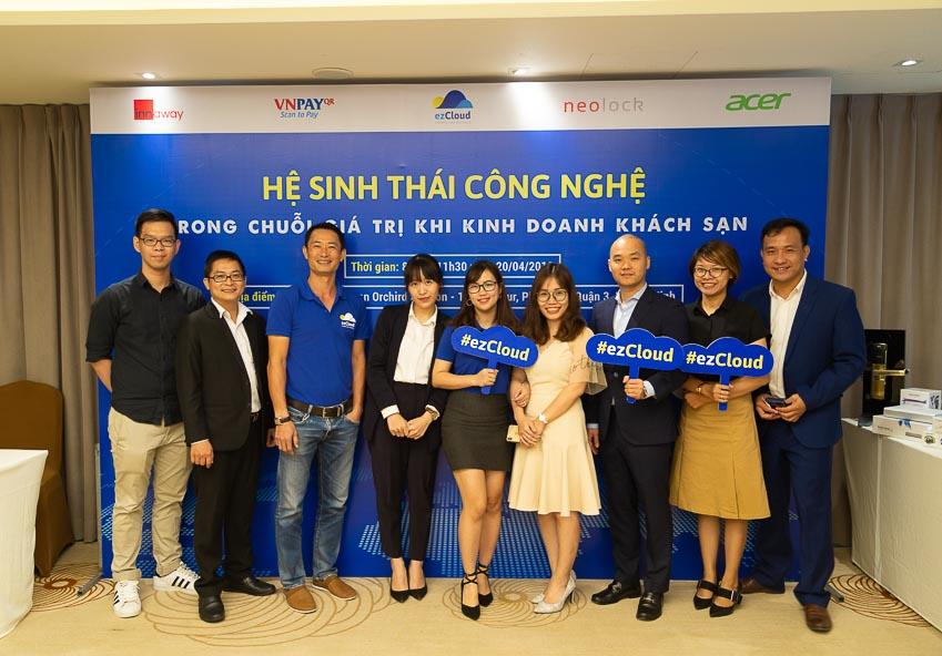 Acer hợp tác với ezCloud trong lĩnh vực khách sạn – du lịch 8