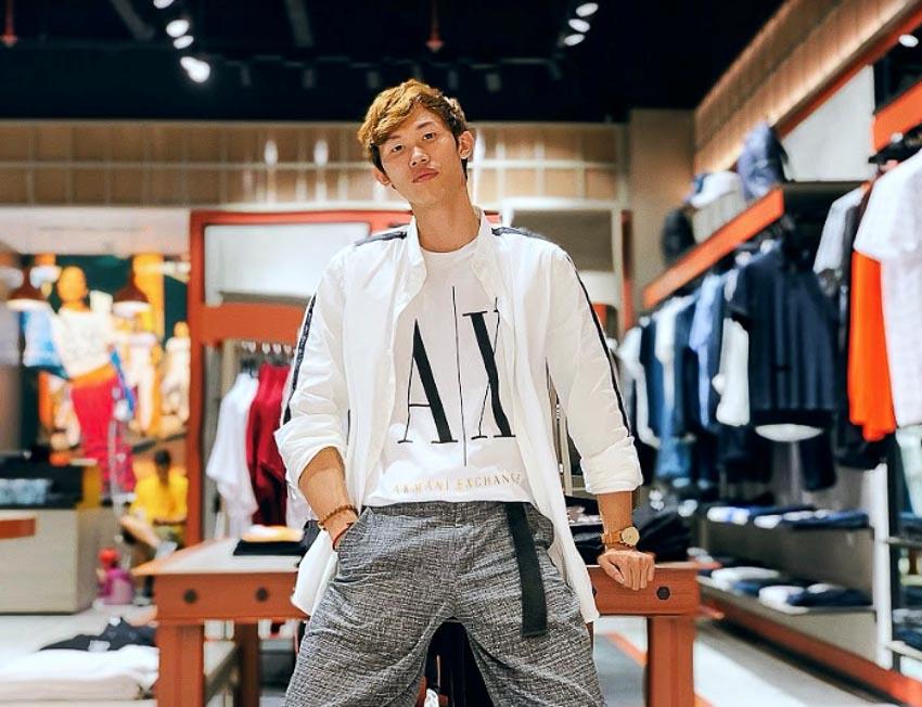 AX Shirt - mẫu áo thun khiến giới trẻ toàn thế giới phát cuồng 3