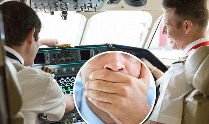 Các phi công có những tín hiệu riêng khi gặp nạn
