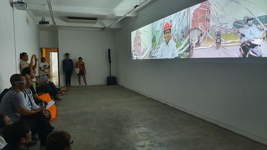 Bosch đồng hành cùng triển lãm nghệ thuật Rồng Rắn Lên 8