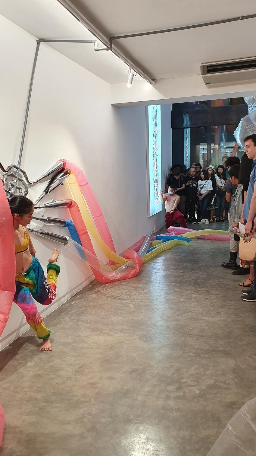 Bosch đồng hành cùng triển lãm nghệ thuật Rồng Rắn Lên 7