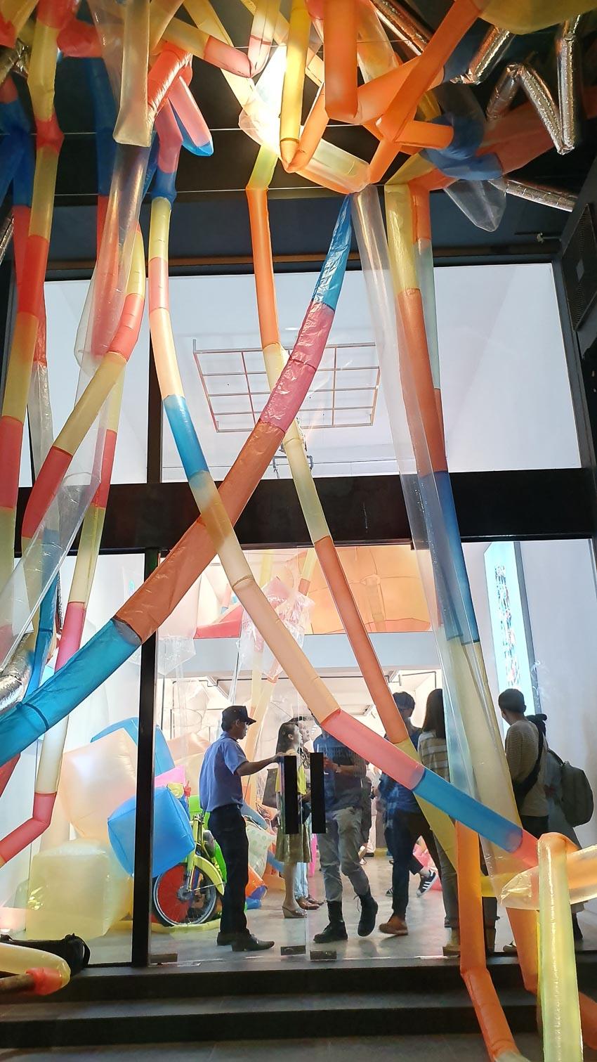 Bosch đồng hành cùng triển lãm nghệ thuật Rồng Rắn Lên 2