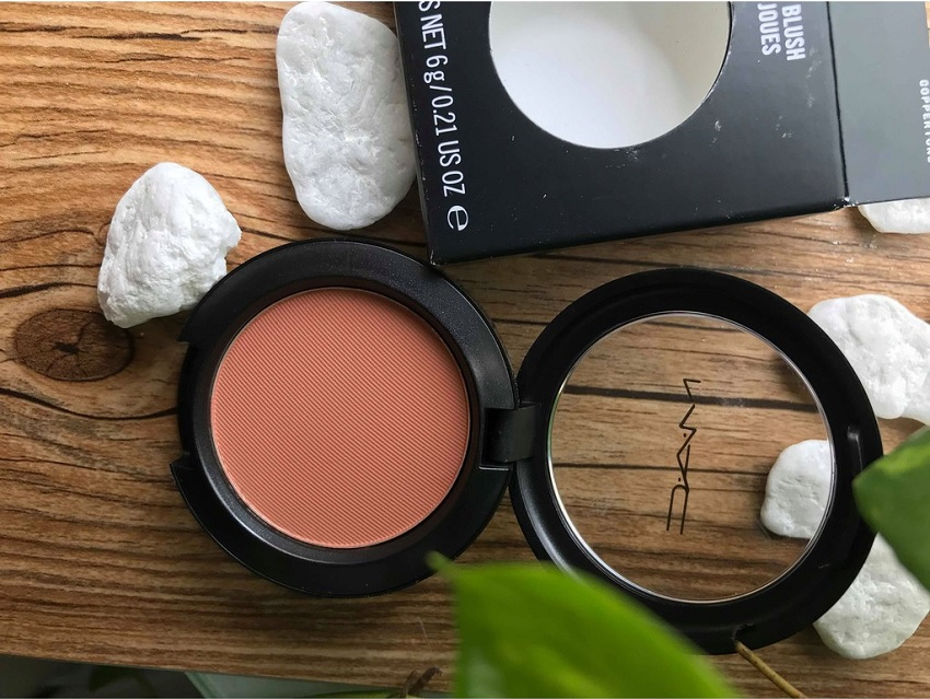 Phấn má Powder Blush in Prism của MAC
