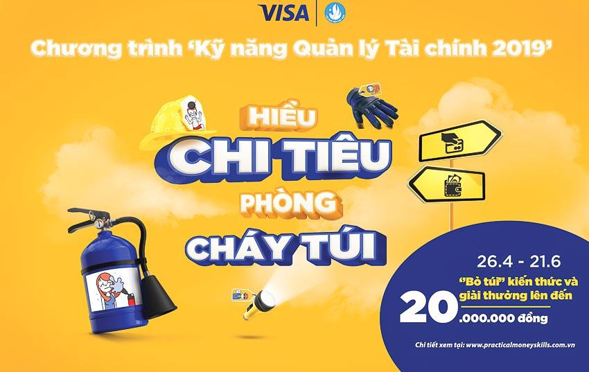 Visa khởi động chương trình Kỹ năng Quản lý Tài chính dành cho giới trẻ 2