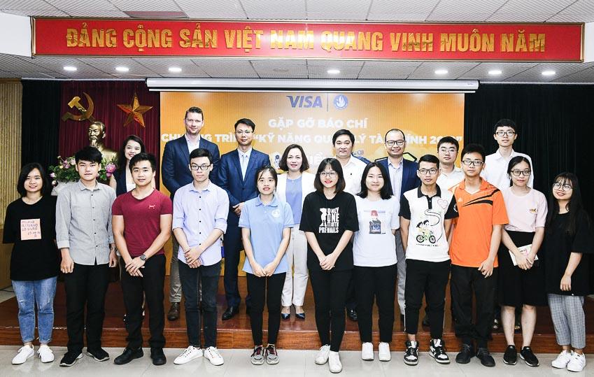 Visa khởi động chương trình Kỹ năng Quản lý Tài chính dành cho giới trẻ 3