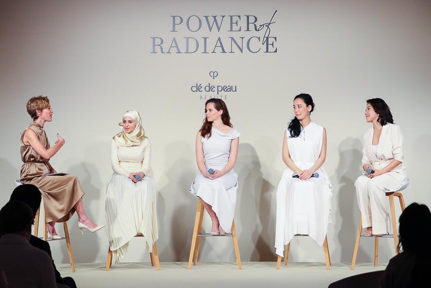 Clé de Peau Beauté ra mắt chương trình Tỏa sáng sức mạnh tri thức