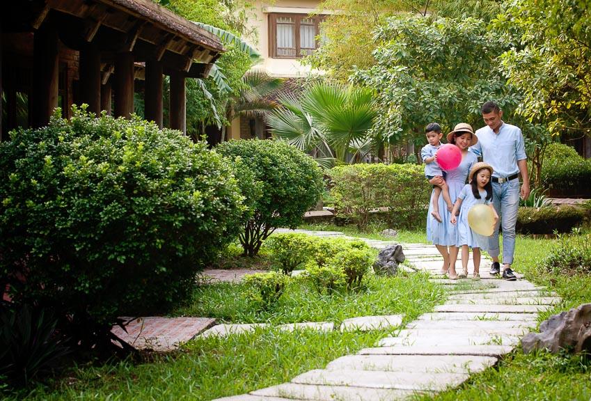 Emeralda Resort Ninh Bình giới thiệu chương trình hè 1