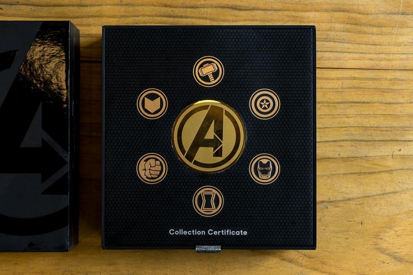 F11 Pro phiên bản giới hạn Marvel's Avengers 4
