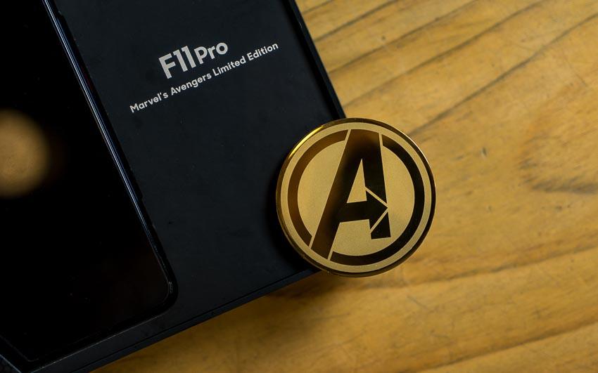 F11 Pro phiên bản giới hạn Marvel's Avengers 5