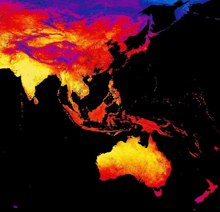 Nghiên cứu của ESCAP và ASEAN cảnh báo mức độ thiệt hại của hạn hán ở Đông Nam Á 1