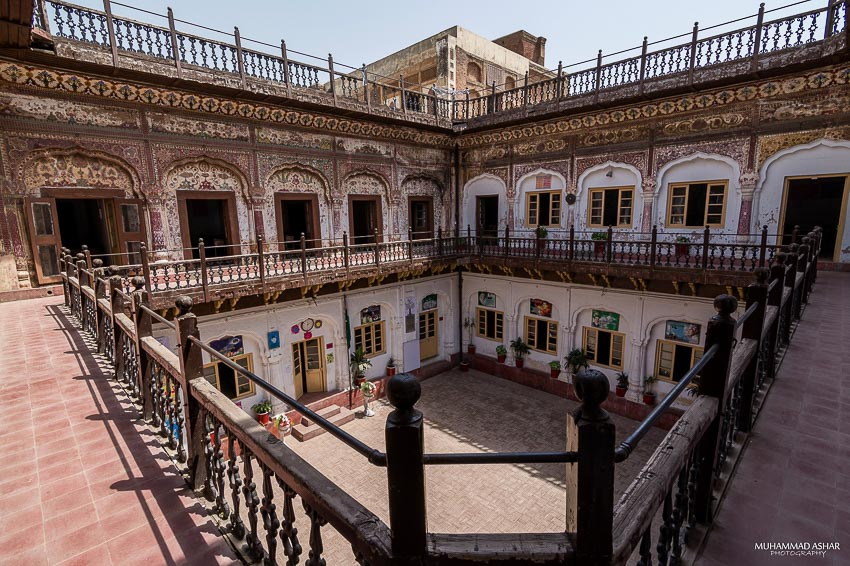 Haveli kiến trúc nhà phố độc đáo của Ấn Độ 5