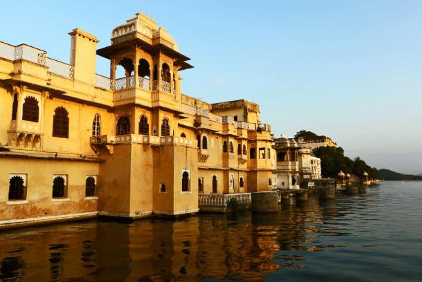 Haveli kiến trúc nhà phố độc đáo của Ấn Độ 8