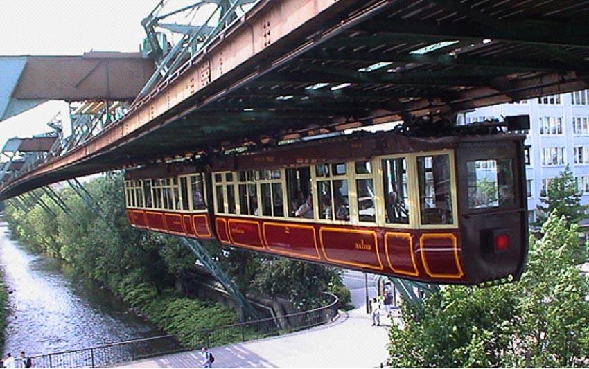Đường sắt treo Wuppertal
