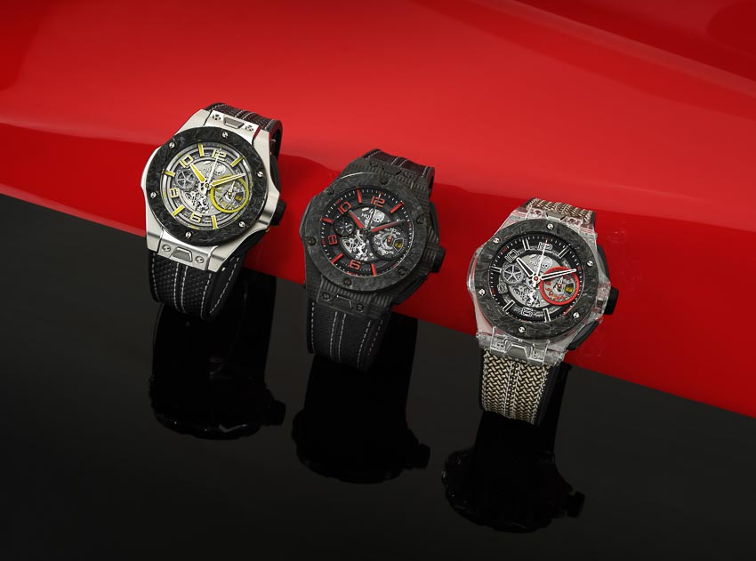 Bộ ba Big Bang Scuderia Ferrari 90th Anniversary