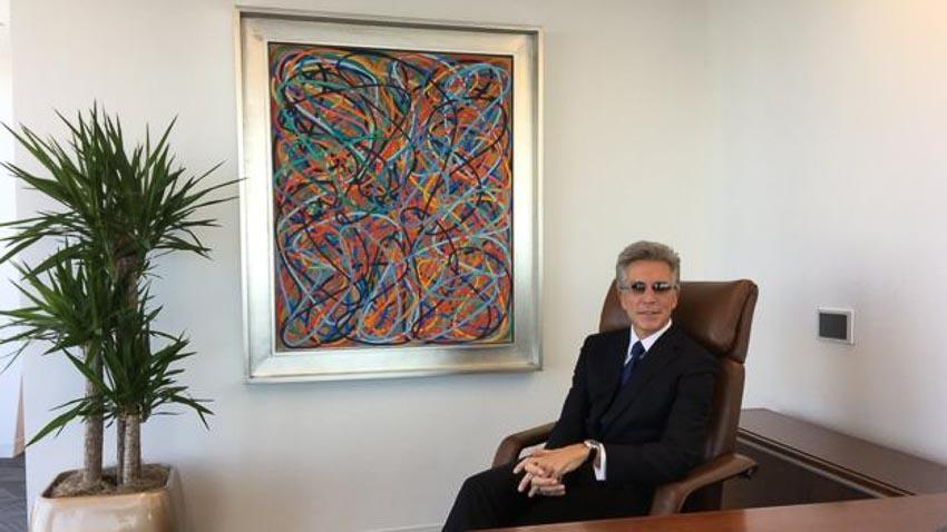 Bill McDermott phân chia thời gian giữa New York và Walldorf, nơi SAP đặt trị sở chính