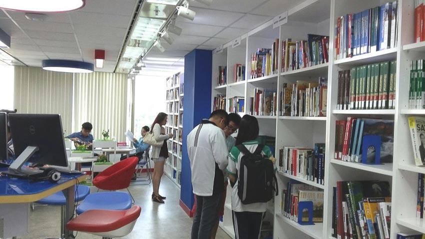 Ngày hội đọc sách tại Thư viện Khoa học Tổng hợp TP. Hồ Chí Minh 3