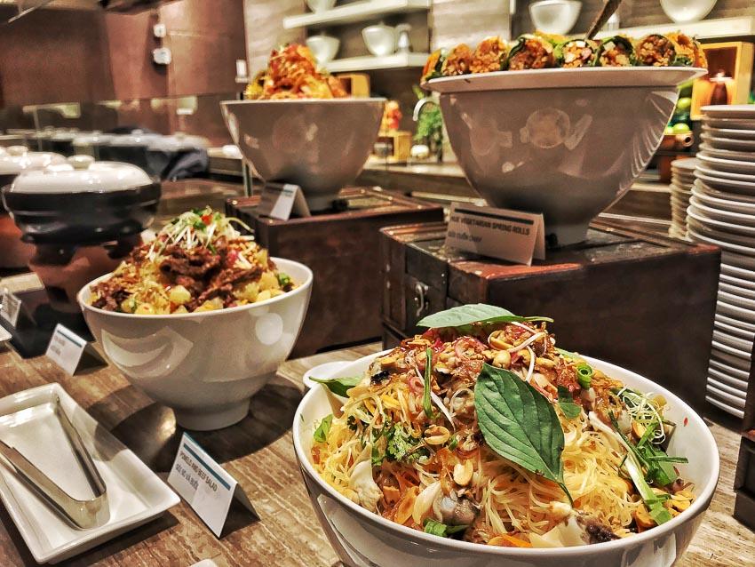 Nhà hàng Bamboo Chic khai trương phong cách ẩm thực mới
