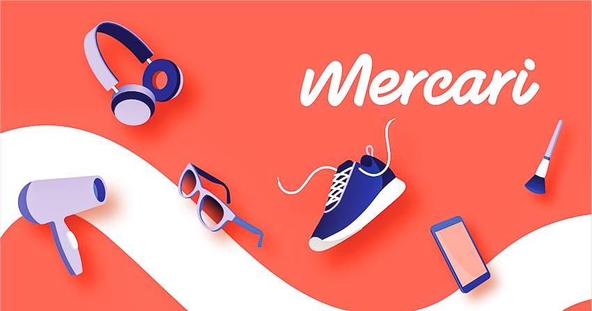 Ứng dụng Mercari