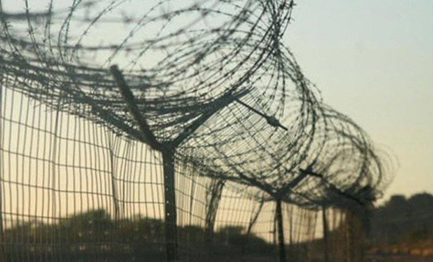 Những bức tường phân chia biên giới các nước mà ít người biết đến 1