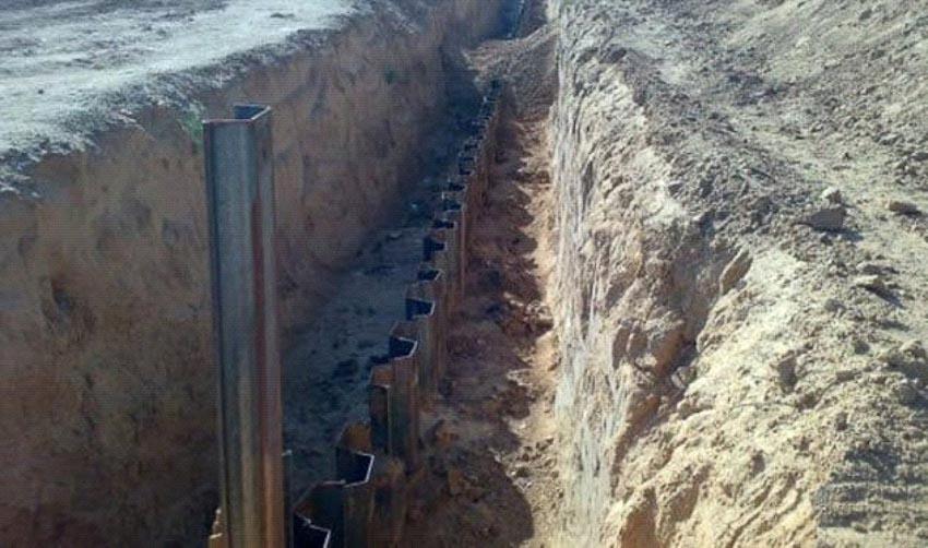 Những bức tường phân chia biên giới các nước mà ít người biết đến 5