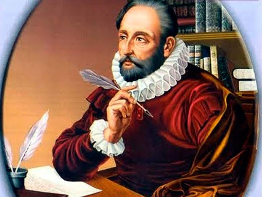 Nhà văn Miguel de Cervantes Saavedra