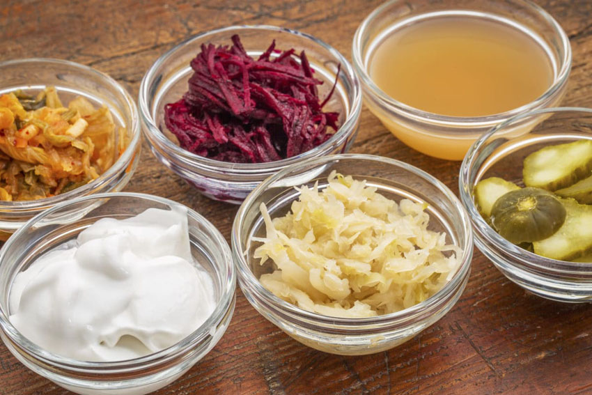 Những loại vitamin, khoáng chất, lợi khuẩn nên dùng