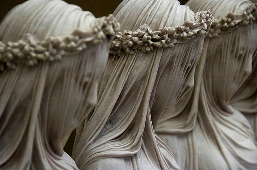 Bí mật của tấm màn che bằng đá cẩm thạch