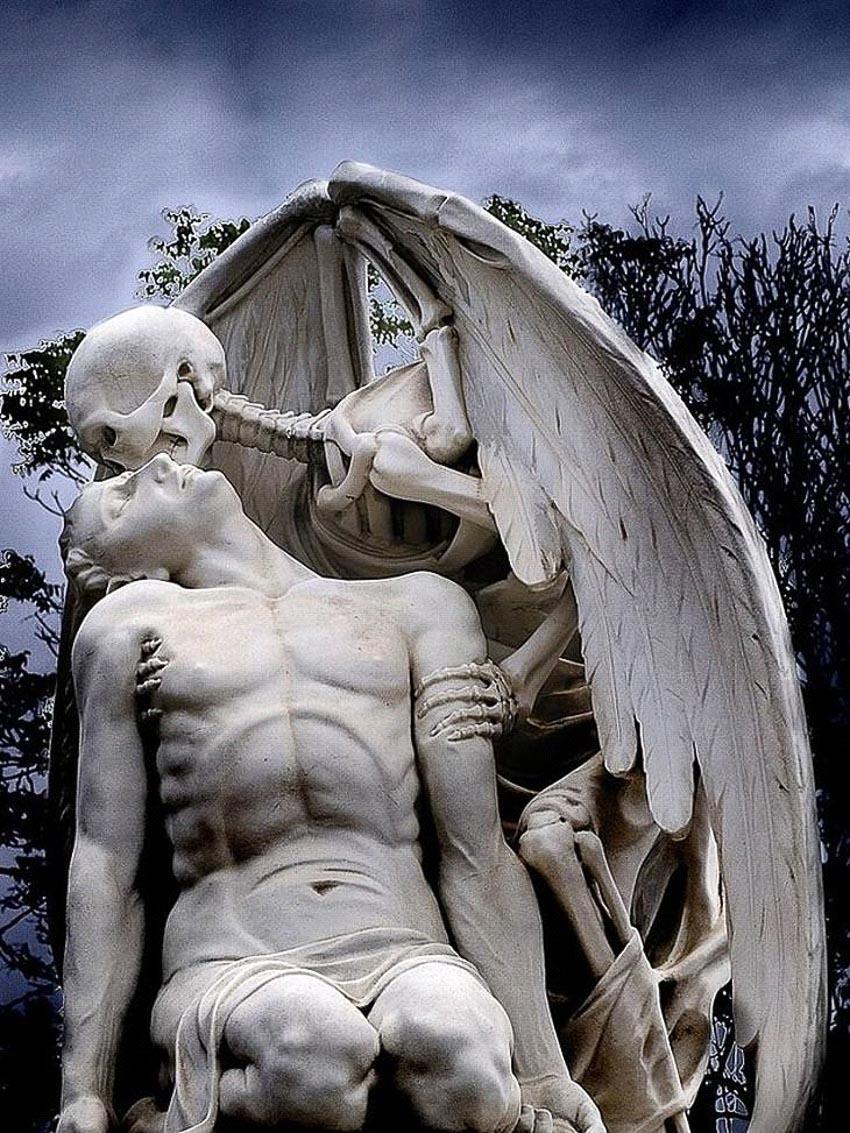 Nghệ thuật với chủ đề cái chết
