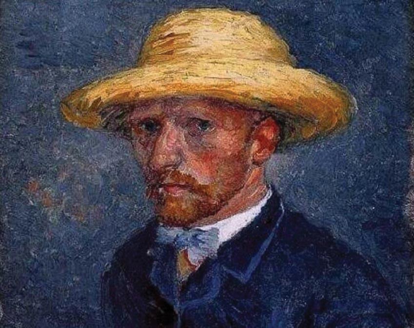 Bức họa Chân dung của Theo Van Gogh