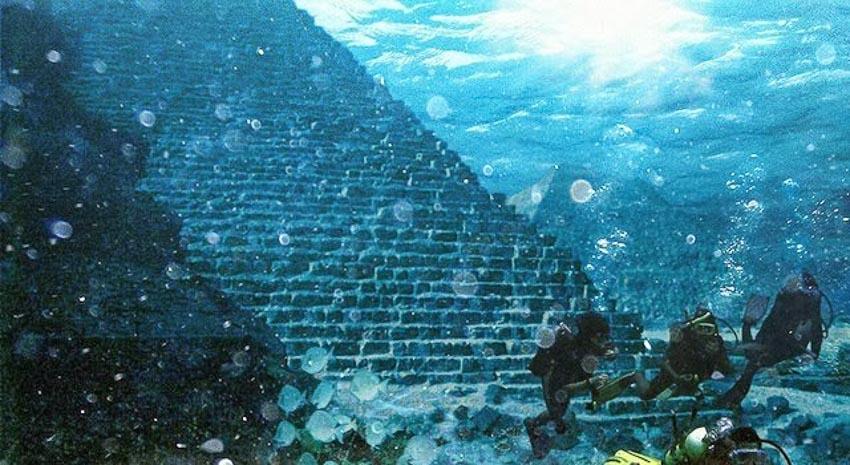 Những thành phố bí ẩn chìm dưới nước 8