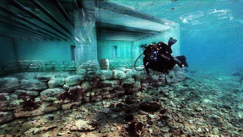 Những thành phố bí ẩn chìm dưới nước 7