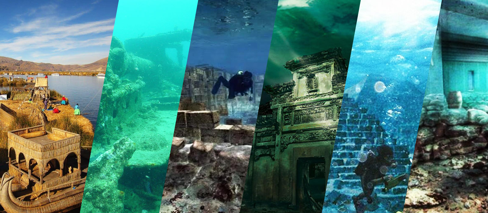 Những thành phố bí ẩn chìm dưới nước 14